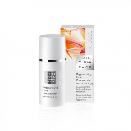 Skin Yoga Face. Regenerating Face Concentrate - ARTDECO