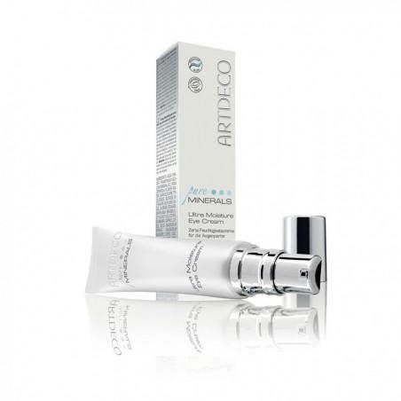 Pure Minerals. Ultra Moisture Eye Cream - ARTDECO
