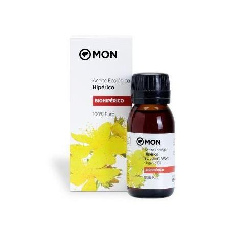 Aceite de Hipérico BIO - MON DECONATUR