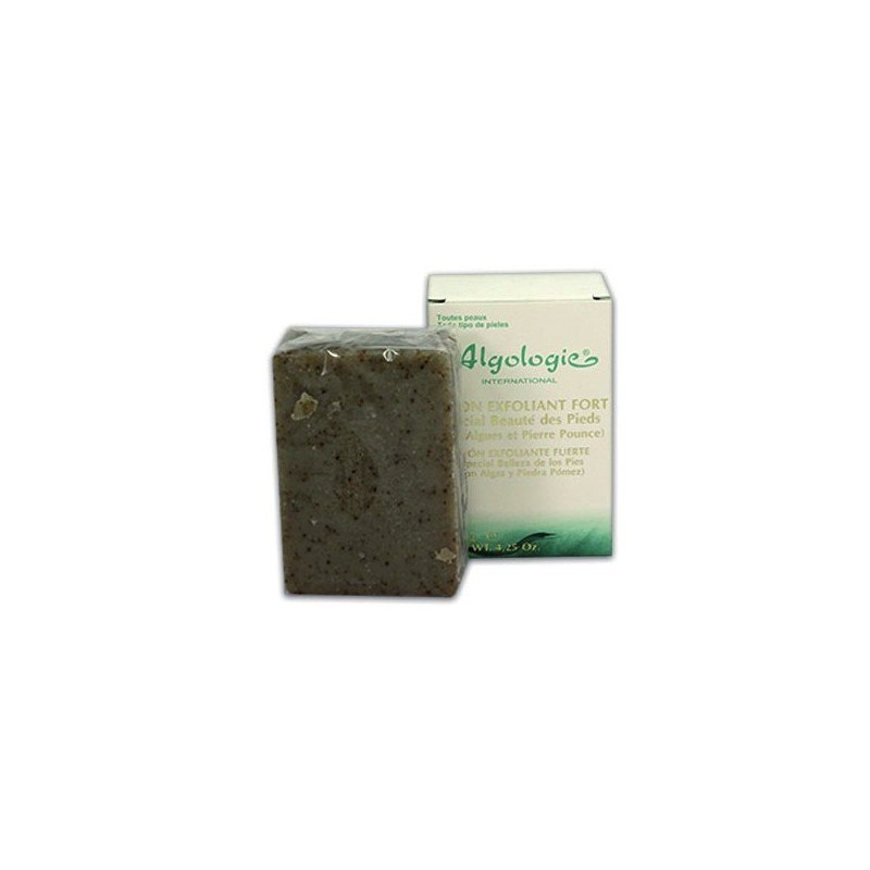 Jabón exfoliante pies - ALGOLOGIE