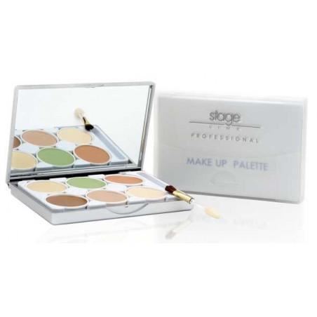 Paleta Paint Stick 6 tonos Make-Up Palette - STAGE LINE