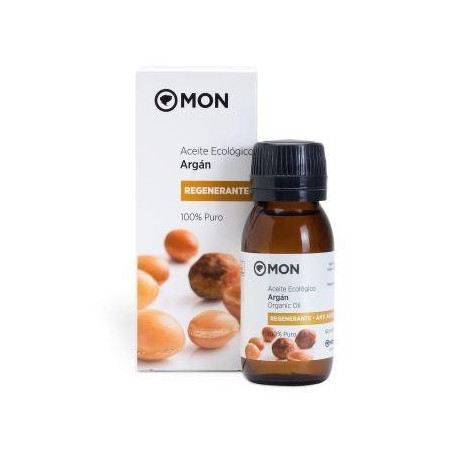 Aceite de Argán BIO - MON DECONATUR