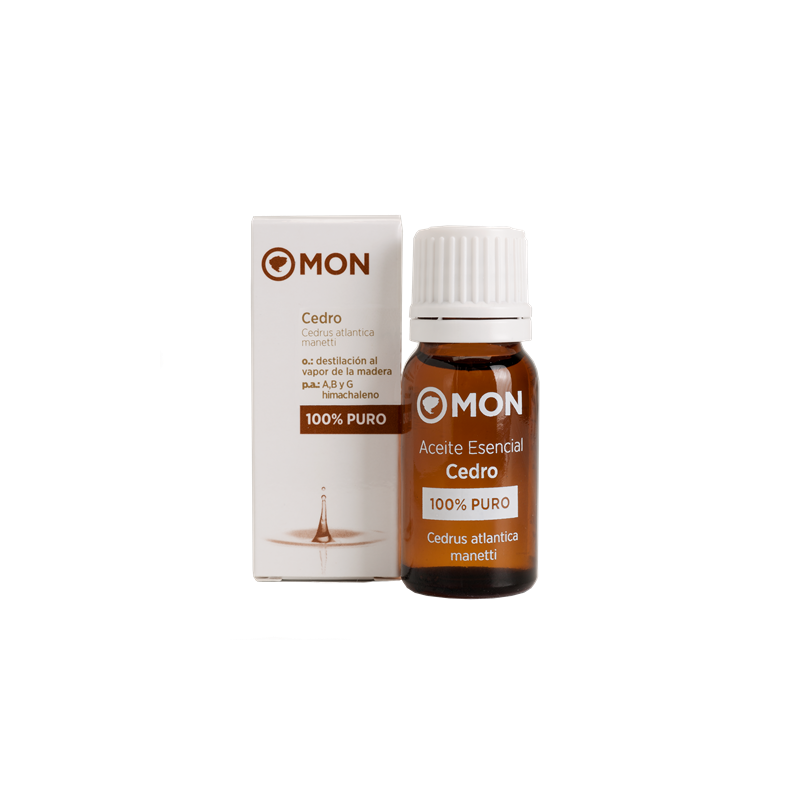 Aceite esencial Cedro - MON DECONATUR