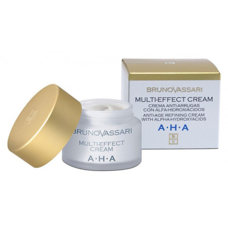 AHA. Multi-Effect Cream - BRUNO VASSARI