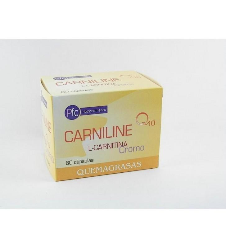 Quemagrasas CARNILINE - PFC