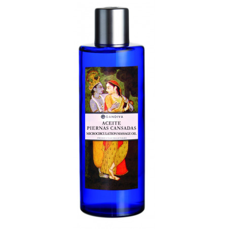 Aceite Piernas Cansadas - Aaram Oil - GANDIVA