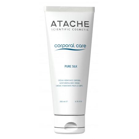 Corporal Care Crema Hidratante Pure Silk - ATACHE
