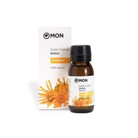 Aceite corporal de Árnica - MON DECONATUR
