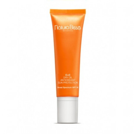 C+C Vitamin. SPF30 Dry Oil Antioxidant Sun Protection - NATURA BISSE