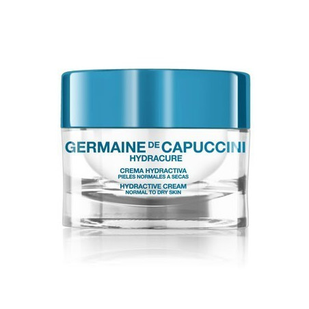 Hydracure. Crema Pieles Normales a Secas - GERMAINE DE CAPUCCINI