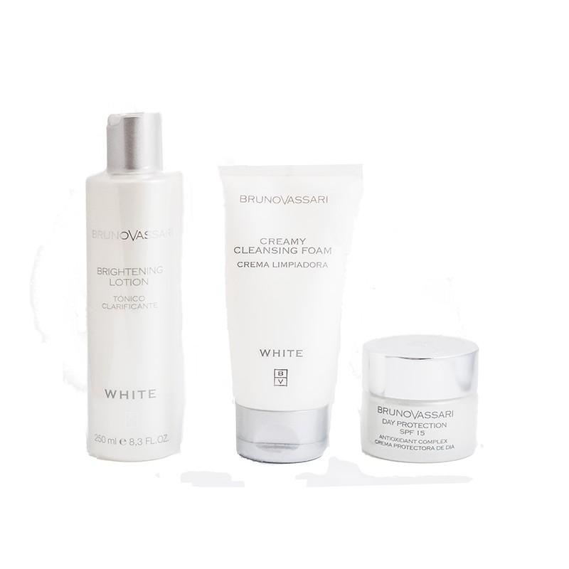 White. Kit Pieles Pigmentadas - BRUNO VASSARI