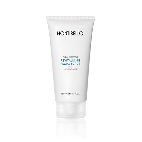 Facial Essentials. Revitalising Facial Scrub - MONTIBELLO