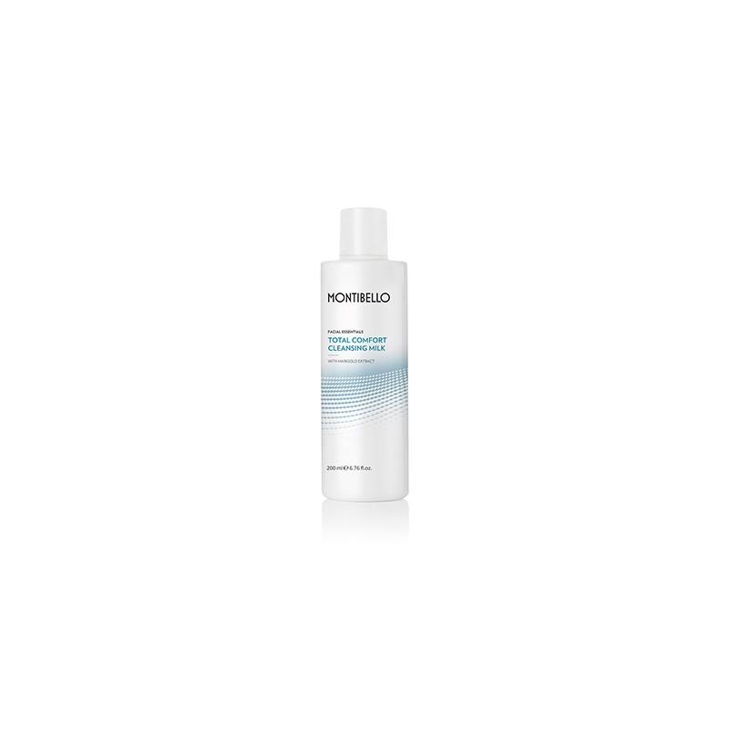 Facial Essentials. Total Confort Cleansing Milk - MONTIBELLO