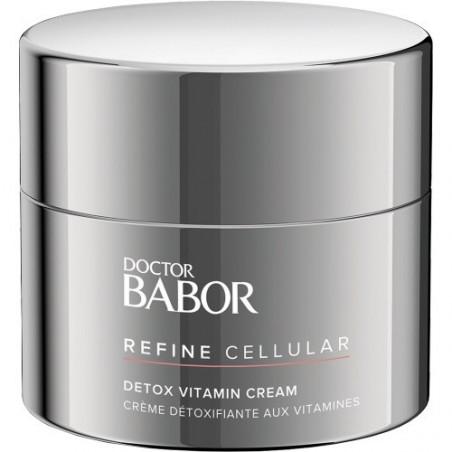 Doctor Babor Refine Cellular. Detox Vitamin Cream - BABOR