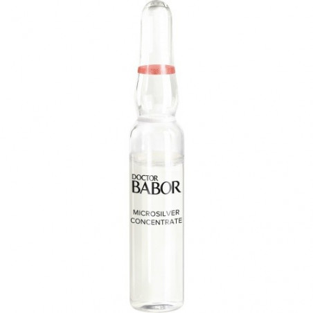Doctor Babor Neuro Sensitive Cellular. Microsilver concentrate - BABOR