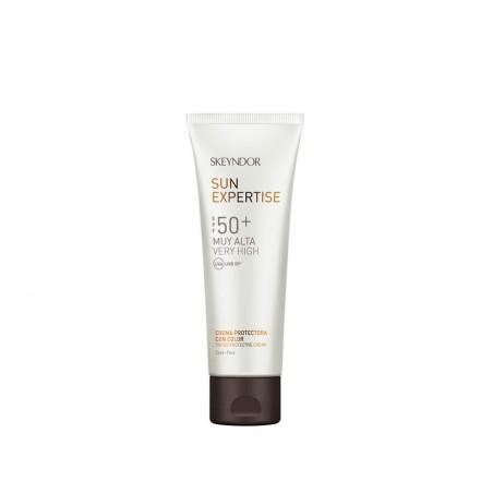 Sun Expertise. Crema Protectora con Color SPF 50+ - SKEYNDOR