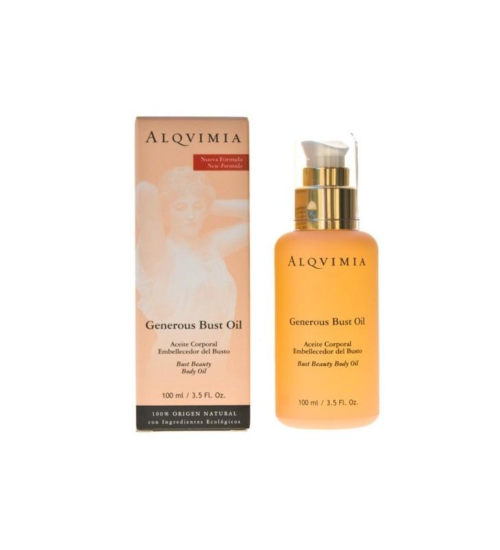 Aceite embellezedor del busto - ALQVIMIA