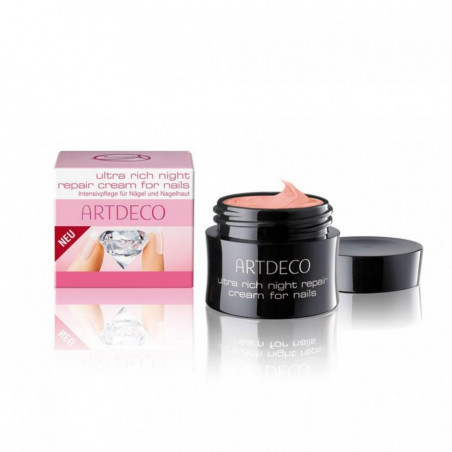 Ultra Rich Night Repair Cream For Nails - ARTDECO