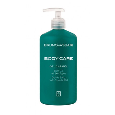 Body Care. Gel Caribel - BRUNO VASSARI
