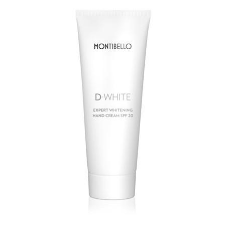 D-White. Crema de Manos Expert Whitening SPF 15 - MONTIBELLO