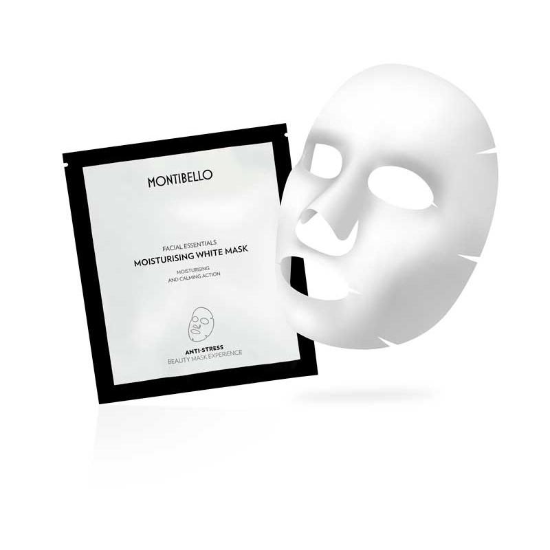 Facial Essentials. Moisturising White Mask - MONTIBELLO