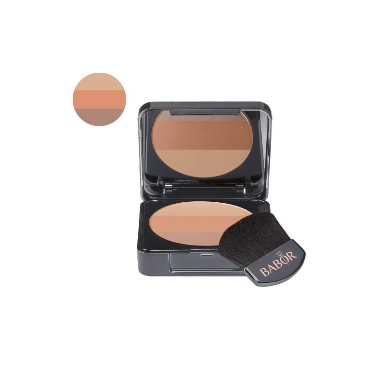 AGE ID Maquillaje de rostro. Tri-Colour Blush - BABOR