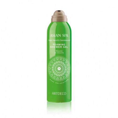 Asian Spa Deep Relaxation. Foaming Shower Gel - ARTDECO