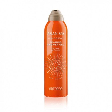Asian Spa New Energy. Foaming Shower Gel - ARTDECO