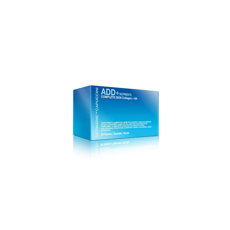 Add+ Nutrients. Complete Skin Collagen + HA - GERMAINE DE CAPUCCINI