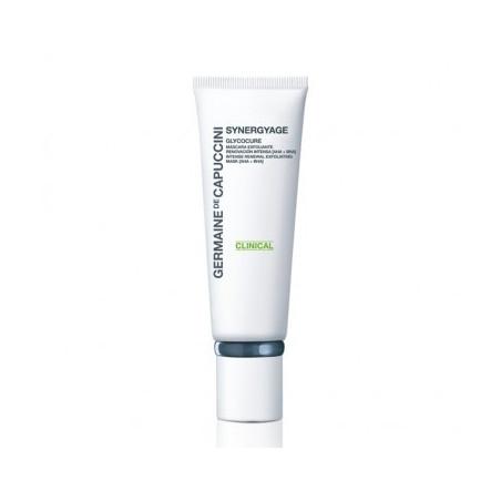 Synergyage. Glycocure. Máscara exfoliante renovación int (AHA + BHA) - GERMAINE DE CAPUCCINI