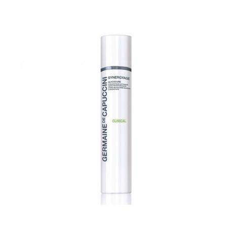 Synergyage. Glycocure. Concentrado activador hidro–retexturizante - GERMAINE DE CAPUCCINI