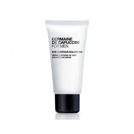 For Men. Eye Contour Solutions - GERMAINE DE CAPUCCINI