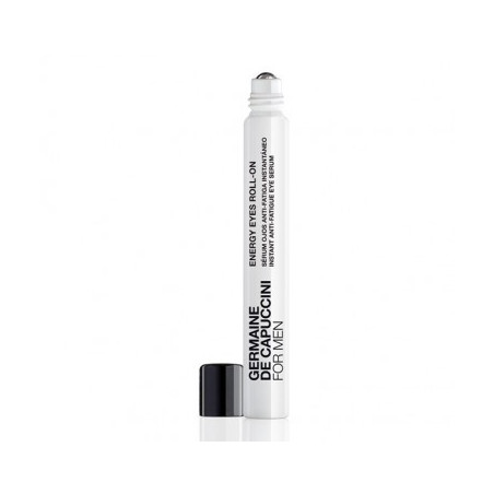 For Men. Energy Eyes Roll-On - GERMAINE DE CAPUCCINI