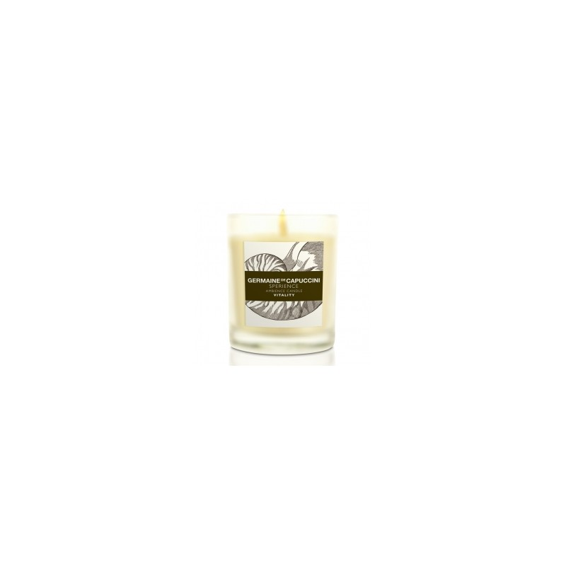 Sperience Nature. Ambience Candle Relax - GERMAINE DE CAPUCCINI