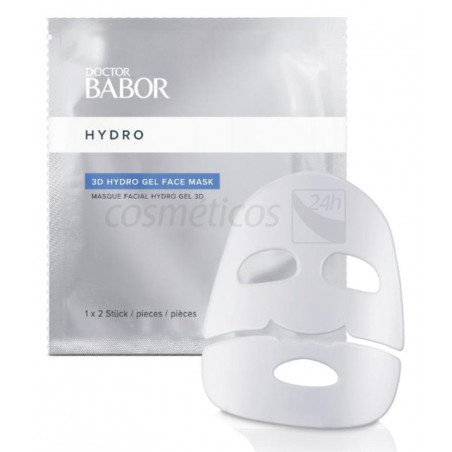 Doctor Babor Hydro Cellular. 3D Hydro Gel Face Mask - Babor