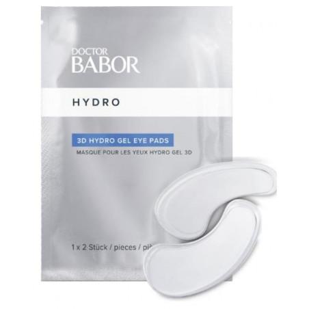 Doctor Babor Hydro. 3D Hydro Gel Eye Pads - Babor