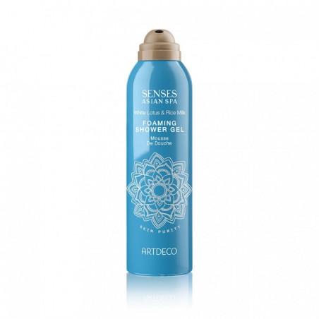 Asian Spa Skin Purity. Foaming Shower Gel - ARTDECO