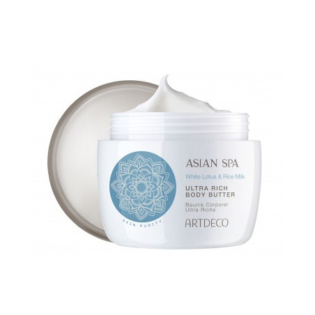 Asian Spa Skin Purity. Ultra Rich Body Butter - ARTDECO
