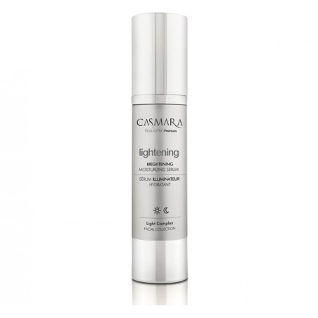 Lightening Collection. Brightening Moisturizing Serum - CASMARA
