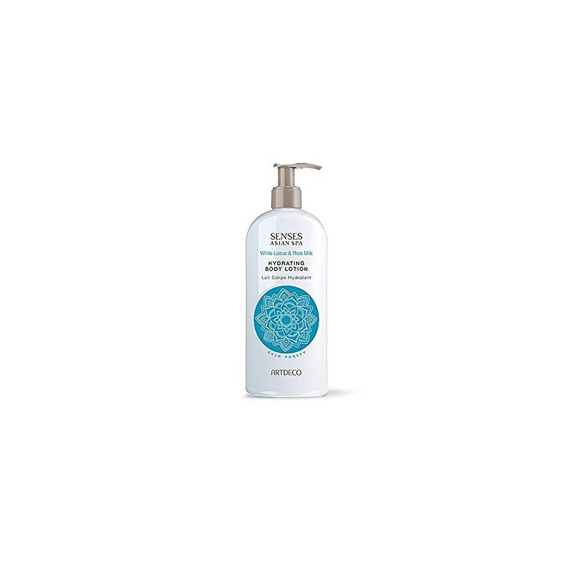 Asian Spa Skin Purity. Hydrating Body Lotion - ARTDECO