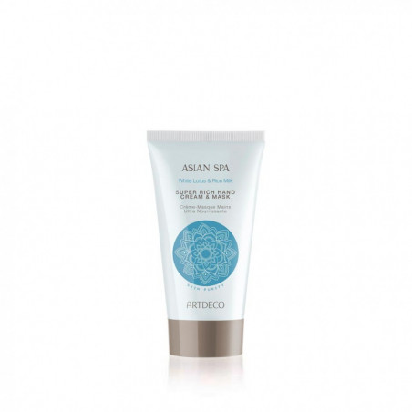 Asian Spa Skin Purity. Super Rich Hand Cream and Mask - ARTDECO