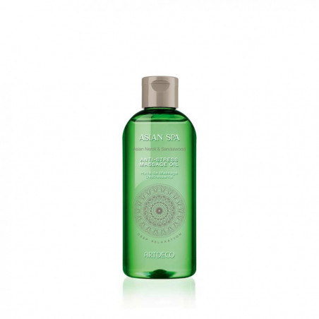 Asian Spa Deep Relaxation. Anti Stress Massage Oil - ARTDECO