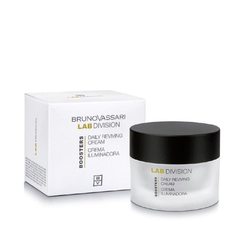 Lab Division Boosters. Daily Reviving Cream - BRUNO VASSARI