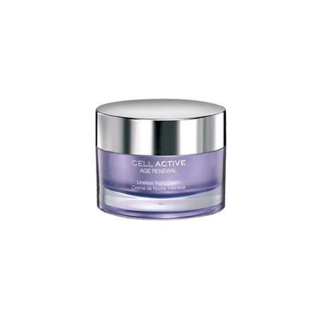 Cell Active. Lineless Night Cream - BRUNO VASSARI