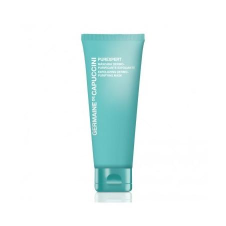 Purexpert. Máscara Dermo-Purificante Exfoliante - GERMAINE DE CAPUCCINI
