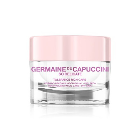 So Delicate. Crema Tolerance Care Rich - GERMAINE DE CAPUCCINI