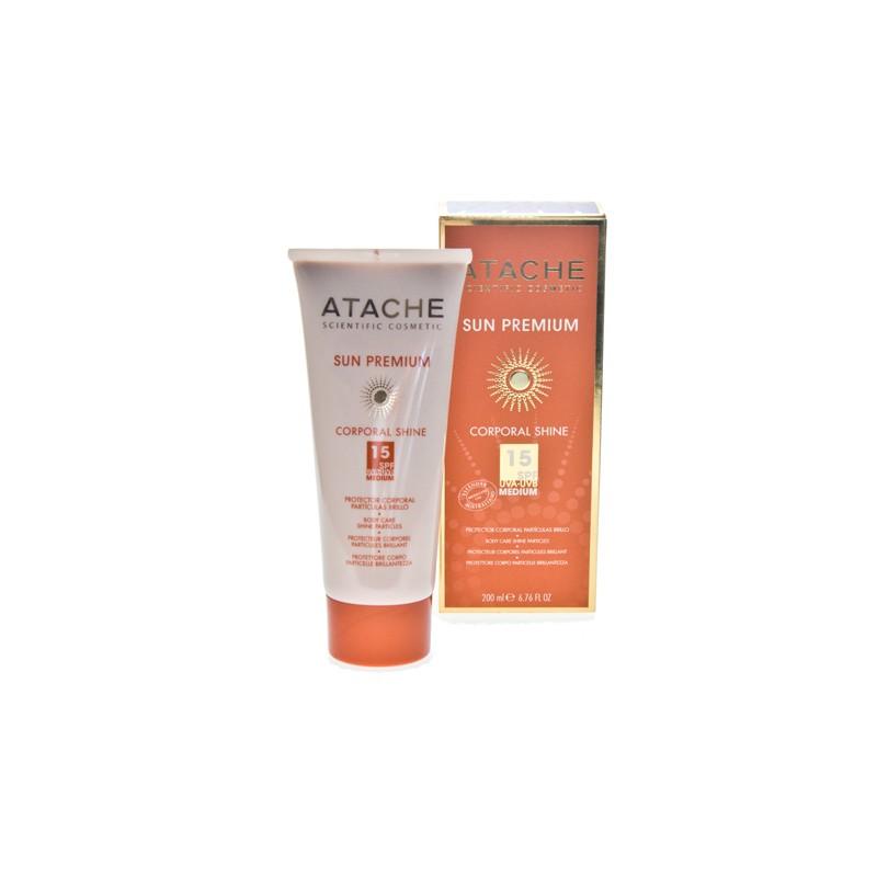 Spray solar SPF15 Piel Radiante - ATACHE