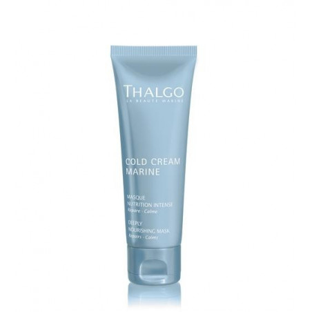 Cold Cream marine. Masque Nutrition Intense - THALGO