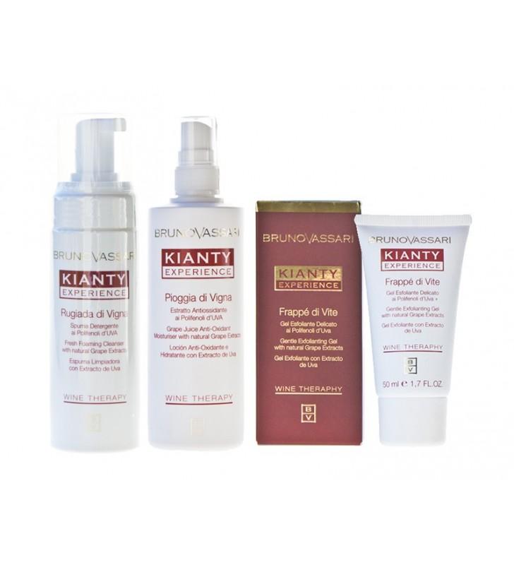 Kianty. Pack higiene facial - BRUNO VASSARI