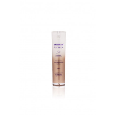 Luminous Supreme. Crema de día SPF15 - COVERMARK